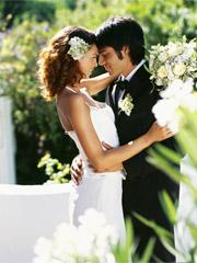 Las Vegas Wedding Couple